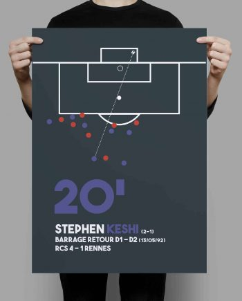 decoration football Stephen Keshi
